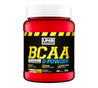 Аминокислоты UNS BCAA G-Powder 600 г (Годен до 11/02/2018)