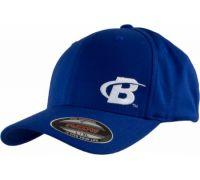 Bodybuilding.com FlexFit B Swoosh Hat (белый)