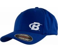 Bodybuilding.com FlexFit B Swoosh Hat