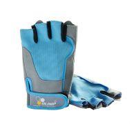 OLIMP Fitness ONE Gloves (голубой цвет)