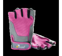 OLIMP Fitness ONE Gloves (розовый цвет)