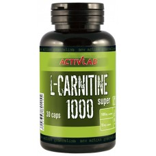 Жиросжигатель ActivLab L-Carnitine 1000 30 капс