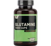 Глютамин Optimum Glutamine 1000 60 капс