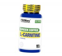 Карнитин FitMax Green Coffee L-Carnitine 90 caps