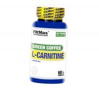 Карнитин FitMax Green Coffee L-Carnitine 90 caps