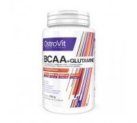 Глютамин OstroVit BCAA + L-Glutamine 200 г