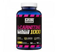 Карнитин UNS L-Carnitine 1000 30 капс