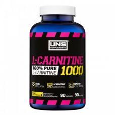 Карнитин UNS L-Carnitine 1000 90 капс