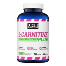 Карнитин UNS L-Carnitine Plus 90 капс