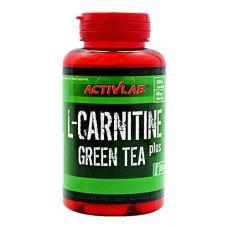 Жиросжигатель ActivLab L-Carnitine Plus Green Tea 60 капс
