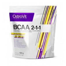 Аминокислоты OstroVit BCAA 2:1:1 500 г