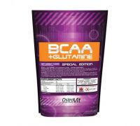 Аминокислоты Ostrovit BCAA + Glutamine 1000 г
