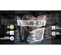 Глютамин Power Pro Glutamine+BCAA 0,5 кг