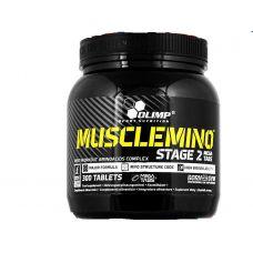 Аминокислота Olimp Musclemino stage 2 300 табл