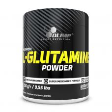 Глютамин Olimp L-Glutamine Powder 250 г