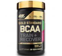 Аминокислоты Optimum BCAA Train + Recovery 28 порций
