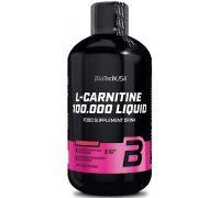 BioTech USA L-carnitine 100.000 мг 500 мл