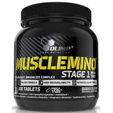 Аминокислота Olimp Musclemino stage 1 300 табл
