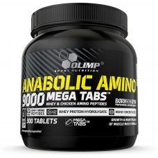 Аминокислота Olimp Anabolic Amino 9000 300 таб