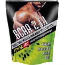 Аминокислота Power Pro BCAA 500 г