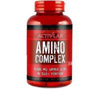 Аминокислоты Аминокислоты ActiVlab Amino Complex 120 табл