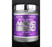 Аминокислоты Scitec Amino 5600 200 таб