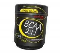 Аминокислоты ActiVlab BCAA 2:1:1 500 г