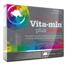 Olimp Vita-min Plus for men  30 капс