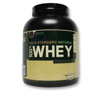 Optimum Gold Standard 100% Whey Natural 2,27 кг (USA)