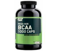 Аминокислоты Optimum BCAA 1000 400 капс