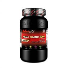 Аминокислоты BioTech USA Mega Amino 3200 100 таб