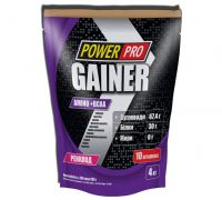 Power Pro Gainer 4 кг