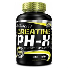 BioTech USA Creatine pH-X 210 капс