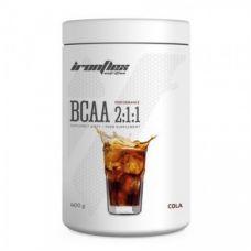 Аминокислота IronFlex BCAA 2-1-1 400 г