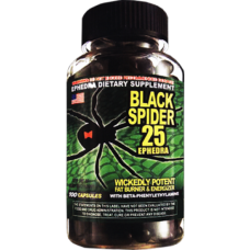 Cloma Pharma Black Spider 1 кaпсула