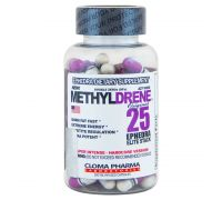 Cloma Pharma Methyldrene Elite 100 капс