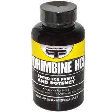 Жиросжигатель PrimaForce Yohimbine HCl 90 caps