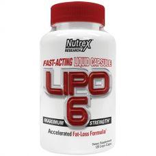 Nutrex Lipo-6 120 капс
