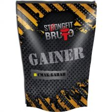 Гейнер Strong Fit Brutto Gainer 20 909 г