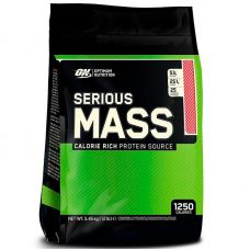 Гейнер Optimum Nutrition Serious Mass 5,45 кг