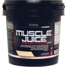 Гейнер Ultimate Nutrition Muscle Juice 2600 Revolution 5,04 кг