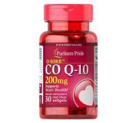 Puritan's Pride Q-SORB Co Q-10 200 mg 30 капсул