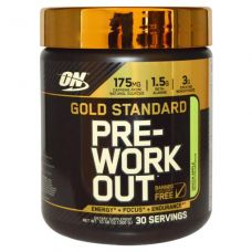 Optimum Gold Standard Pre-Workout 300 г