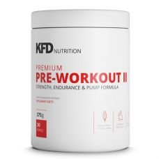 KFD Premium Pre-Workout  375 г