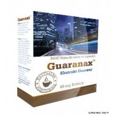 Olimp GUARANAX 60 капс
