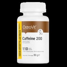 Предтренировочный комплекс OstroVit Caffeine 110 таб