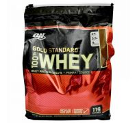 Optimum Gold Standard 100% Whey 3.63 кг (USA)