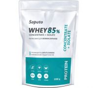 Saputo Whey 85 Protein Concentrate+Isolate 2000 г