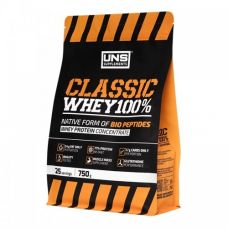 UNS Classic Whey 100% 750 г (Уценка)
