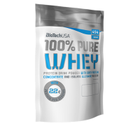 BioTech USA 100% Pure Whey 454 г